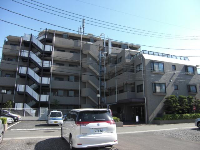 埼玉県さいたま市中央区、南与野駅徒歩25分の築26年 6階建の賃貸マンション