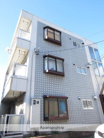 埼玉県さいたま市中央区、与野本町駅徒歩5分の築30年 3階建の賃貸マンション