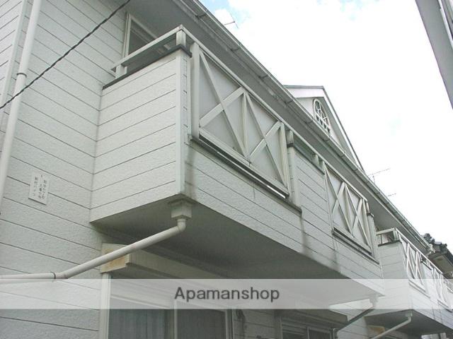 埼玉県さいたま市中央区、与野本町駅徒歩15分の築26年 2階建の賃貸アパート