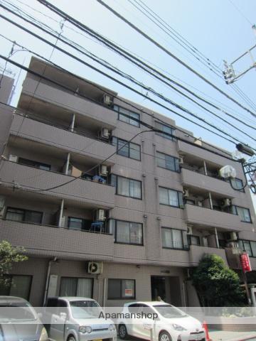 埼玉県さいたま市浦和区、与野本町駅徒歩19分の築26年 5階建の賃貸マンション