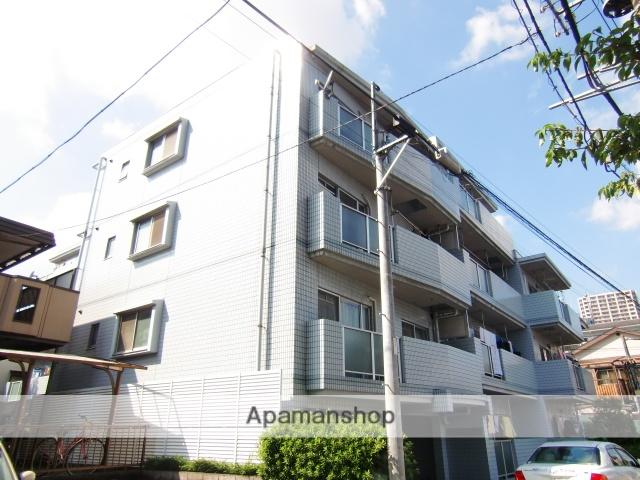埼玉県さいたま市中央区、与野本町駅徒歩8分の築27年 4階建の賃貸マンション