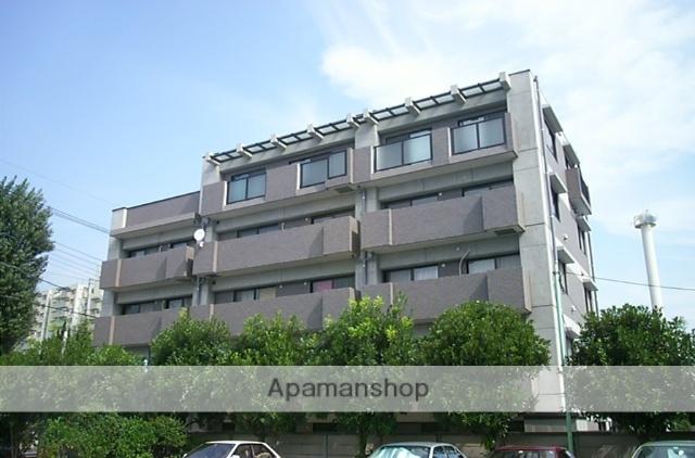 埼玉県さいたま市浦和区、与野本町駅徒歩21分の築15年 5階建の賃貸マンション