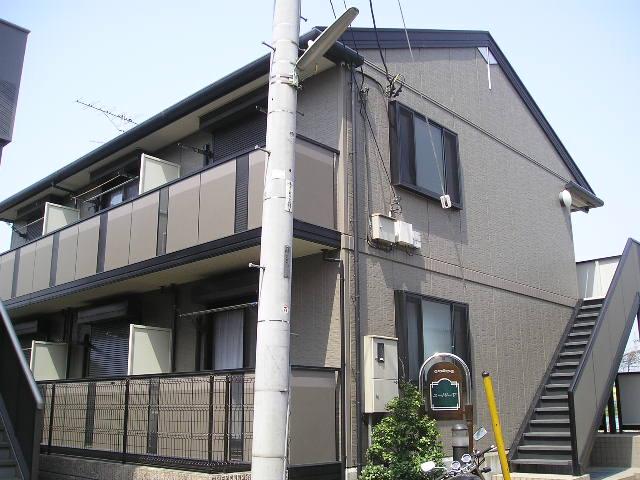 埼玉県さいたま市桜区、南与野駅徒歩12分の築15年 2階建の賃貸アパート
