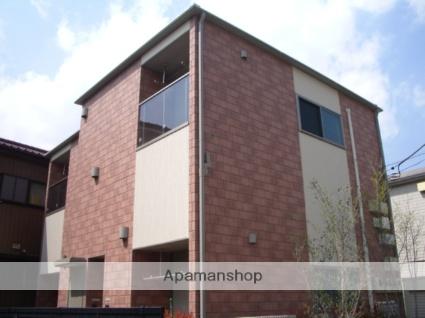 埼玉県さいたま市中央区、南与野駅徒歩10分の築11年 2階建の賃貸アパート