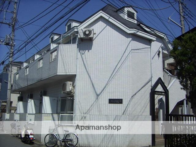 埼玉県さいたま市桜区、南与野駅徒歩41分の築29年 2階建の賃貸アパート