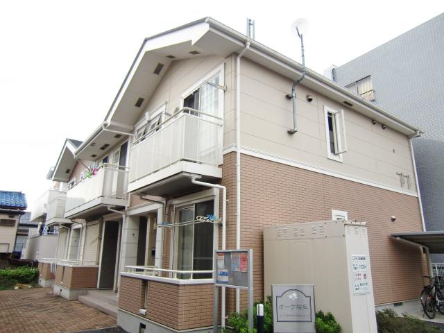 埼玉県さいたま市中央区、与野本町駅徒歩12分の築13年 2階建の賃貸アパート