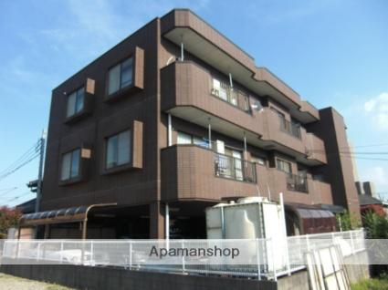 埼玉県さいたま市中央区、南与野駅徒歩5分の築26年 3階建の賃貸マンション