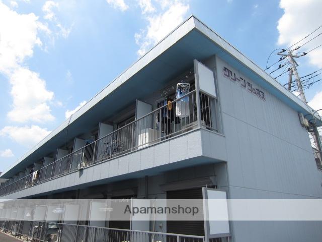 埼玉県さいたま市桜区、与野本町駅バス15分西中下車後徒歩3分の築29年 2階建の賃貸マンション