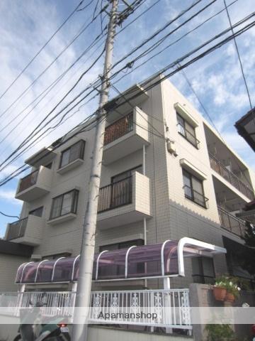 埼玉県さいたま市中央区、南与野駅徒歩21分の築28年 3階建の賃貸マンション