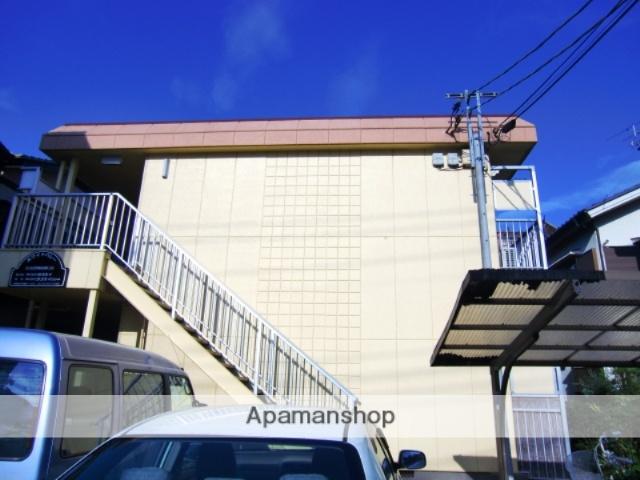 埼玉県さいたま市桜区、与野本町駅バス15分西中下車後徒歩3分の築28年 2階建の賃貸マンション