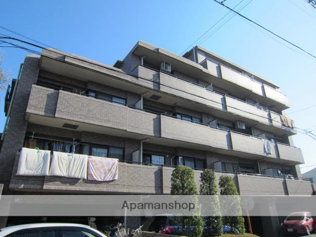 埼玉県さいたま市浦和区、与野本町駅徒歩25分の築21年 4階建の賃貸マンション