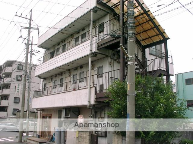 埼玉県さいたま市中央区、南与野駅徒歩20分の築31年 3階建の賃貸マンション