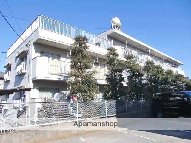 埼玉県さいたま市緑区、北浦和駅バス13分農協前下車後徒歩3分の築34年 4階建の賃貸マンション