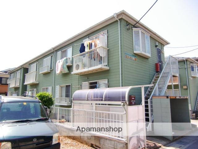 埼玉県さいたま市中央区、南与野駅徒歩9分の築24年 2階建の賃貸アパート
