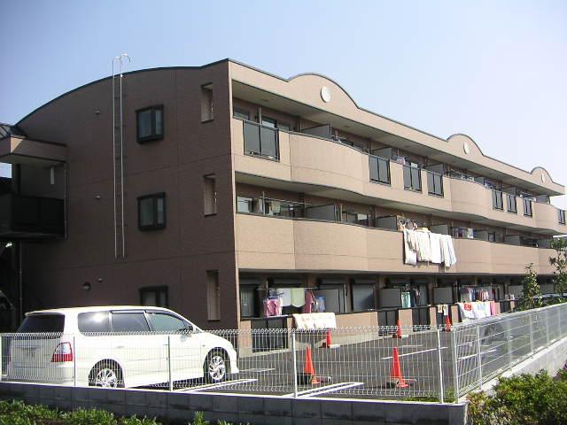 埼玉県さいたま市桜区、南与野駅徒歩26分の築13年 3階建の賃貸マンション