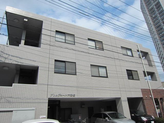 埼玉県さいたま市中央区、与野本町駅徒歩14分の築18年 3階建の賃貸マンション