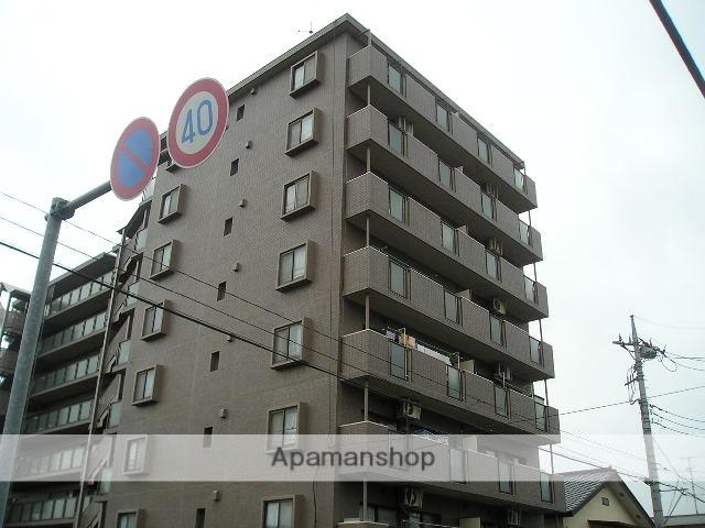 埼玉県さいたま市中央区、南与野駅徒歩9分の築28年 8階建の賃貸マンション