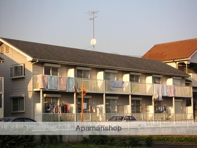 埼玉県さいたま市中央区、与野本町駅徒歩22分の築24年 2階建の賃貸テラスハウス