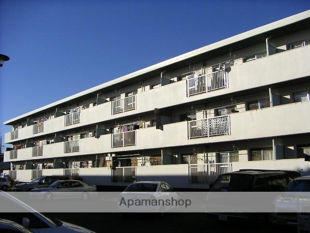 埼玉県さいたま市桜区、与野本町駅徒歩30分の築36年 3階建の賃貸マンション