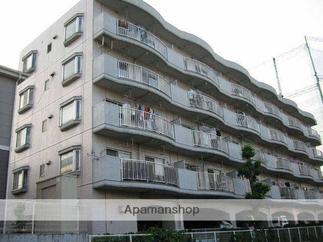 埼玉県さいたま市中央区、南与野駅徒歩5分の築29年 5階建の賃貸マンション