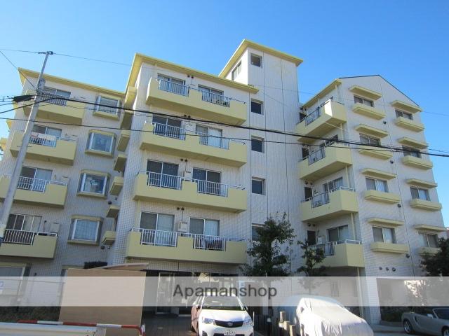 埼玉県さいたま市浦和区、北与野駅徒歩24分の築29年 5階建の賃貸マンション
