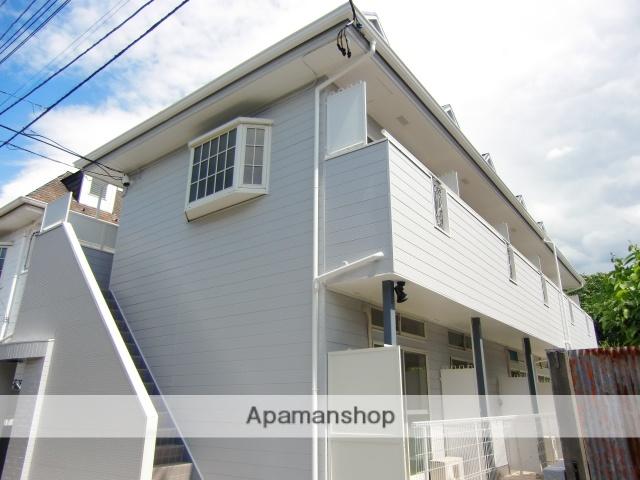 埼玉県さいたま市浦和区、与野本町駅徒歩20分の築30年 2階建の賃貸アパート