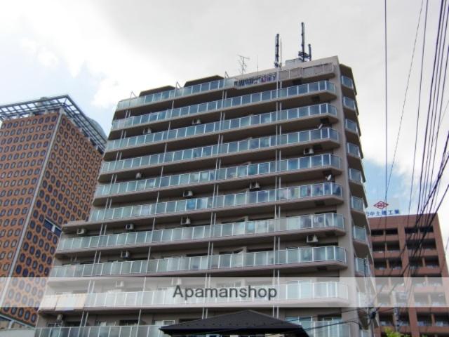 埼玉県さいたま市浦和区、北与野駅徒歩15分の築29年 13階建の賃貸マンション