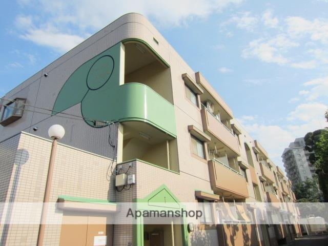 埼玉県さいたま市中央区、南与野駅徒歩15分の築27年 3階建の賃貸マンション