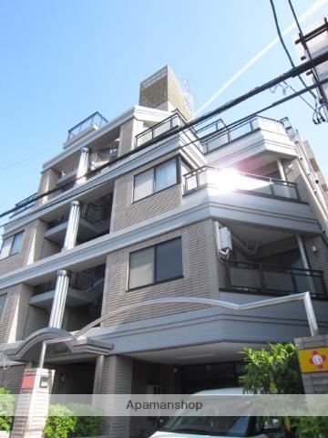 埼玉県さいたま市中央区、与野本町駅徒歩13分の築28年 5階建の賃貸マンション