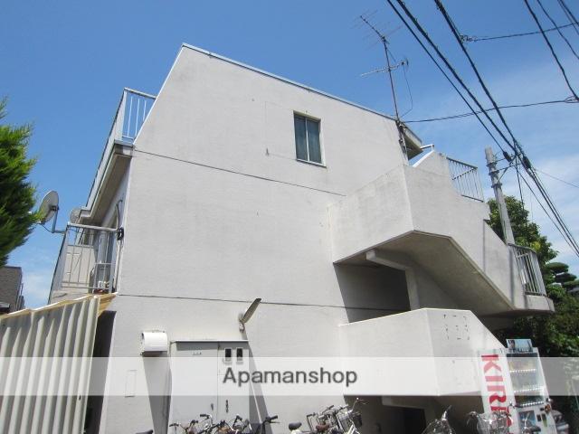 埼玉県さいたま市中央区、与野本町駅徒歩11分の築30年 3階建の賃貸マンション