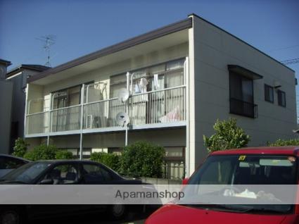 埼玉県さいたま市中央区、南与野駅徒歩10分の築29年 2階建の賃貸アパート