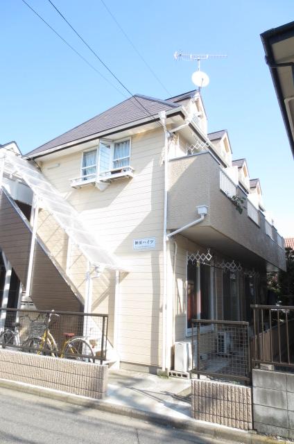埼玉県さいたま市桜区、与野本町駅徒歩20分の築31年 2階建の賃貸アパート
