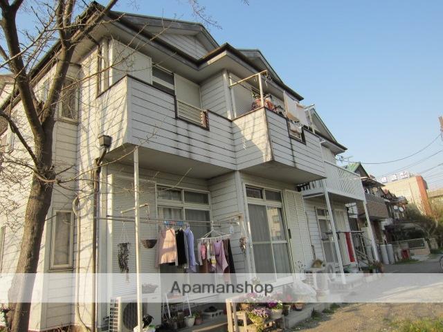 埼玉県さいたま市中央区、与野本町駅徒歩3分の築28年 2階建の賃貸アパート
