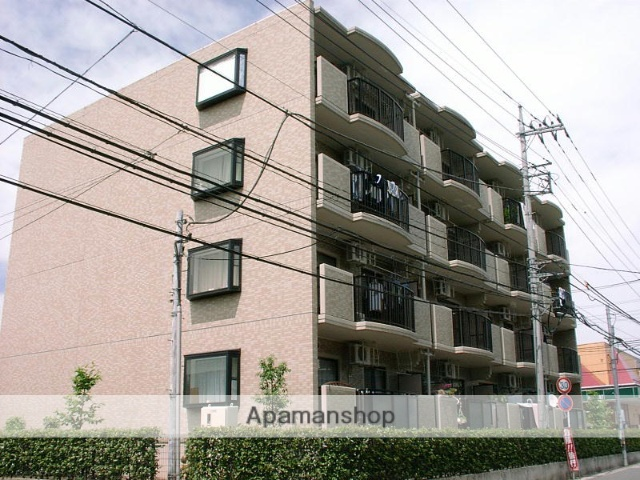 埼玉県さいたま市中央区、与野本町駅徒歩22分の築17年 4階建の賃貸マンション