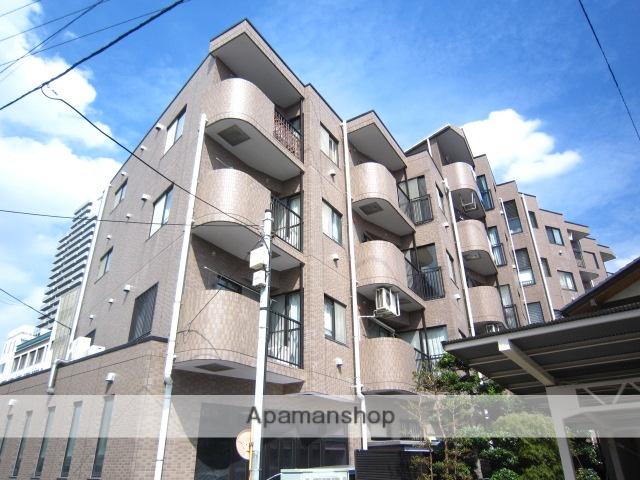 埼玉県さいたま市中央区、与野本町駅徒歩15分の築22年 5階建の賃貸マンション