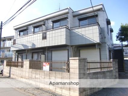 埼玉県さいたま市浦和区、与野駅徒歩16分の築27年 2階建の賃貸マンション