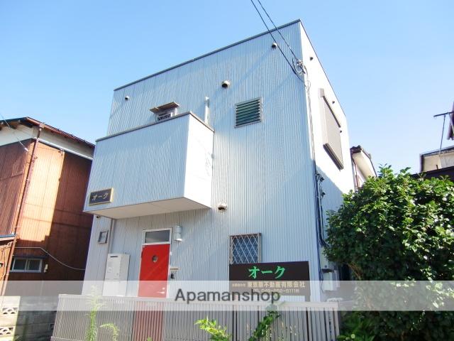 埼玉県さいたま市中央区、与野本町駅徒歩13分の築10年 2階建の賃貸アパート