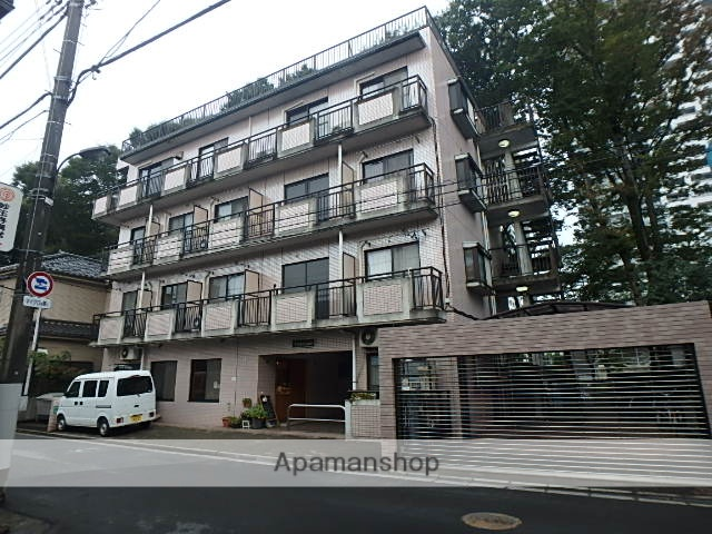 埼玉県さいたま市大宮区、北与野駅徒歩25分の築22年 4階建の賃貸マンション