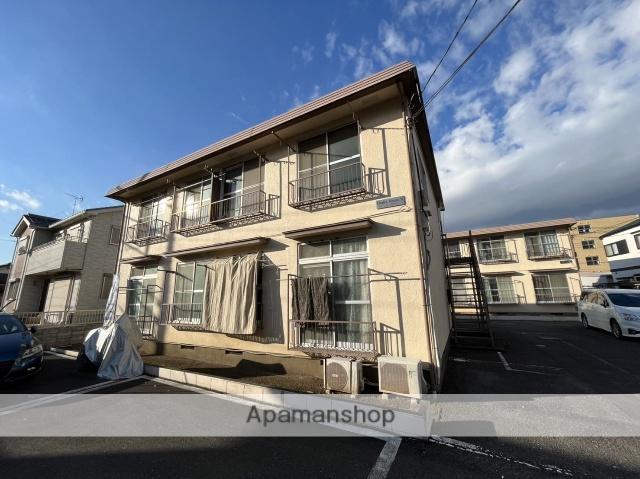 埼玉県さいたま市西区、西大宮駅徒歩23分の築33年 2階建の賃貸アパート