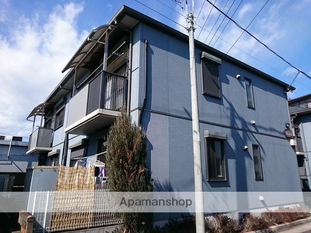 埼玉県さいたま市大宮区、日進駅徒歩28分の築15年 2階建の賃貸アパート