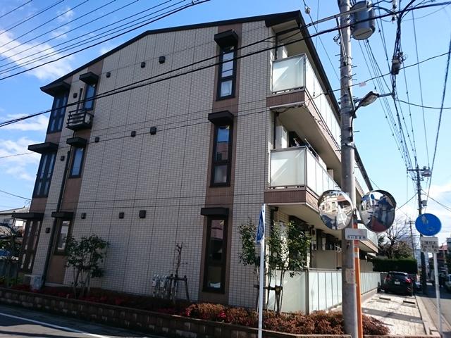 埼玉県さいたま市大宮区、北与野駅徒歩42分の築4年 3階建の賃貸マンション