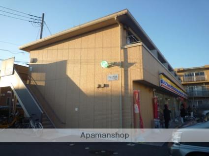 埼玉県さいたま市大宮区、鉄道博物館駅徒歩1分の築9年 2階建の賃貸アパート