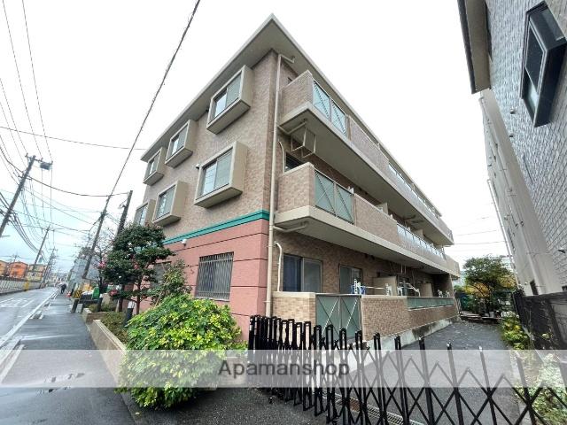 埼玉県さいたま市大宮区、大宮駅徒歩7分の築17年 3階建の賃貸マンション