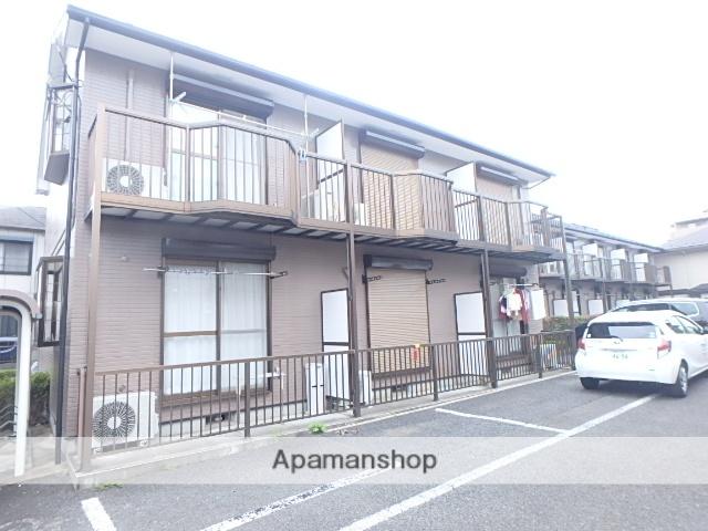 埼玉県さいたま市大宮区、北与野駅徒歩25分の築22年 2階建の賃貸テラスハウス