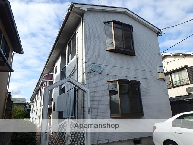 埼玉県さいたま市北区、北大宮駅徒歩11分の築27年 2階建の賃貸アパート