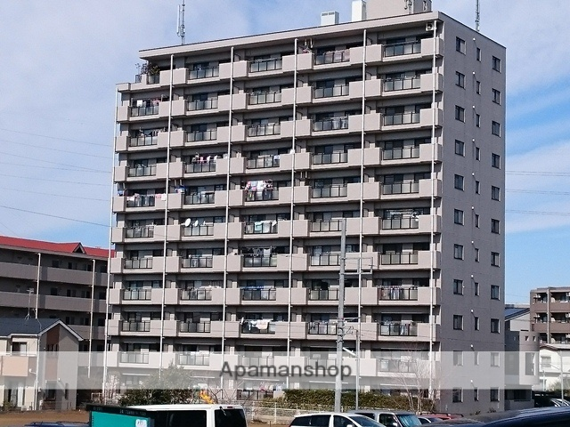 埼玉県さいたま市大宮区、大宮駅バス8分西武車庫前下車後徒歩5分の築22年 11階建の賃貸マンション