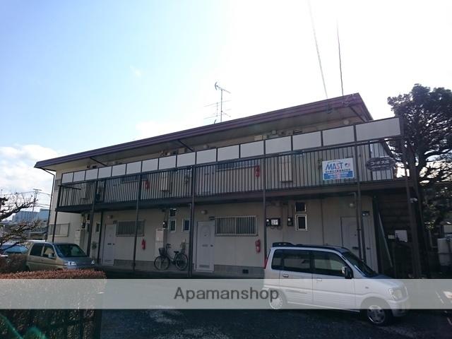 埼玉県さいたま市大宮区、大宮駅徒歩20分の築33年 2階建の賃貸アパート