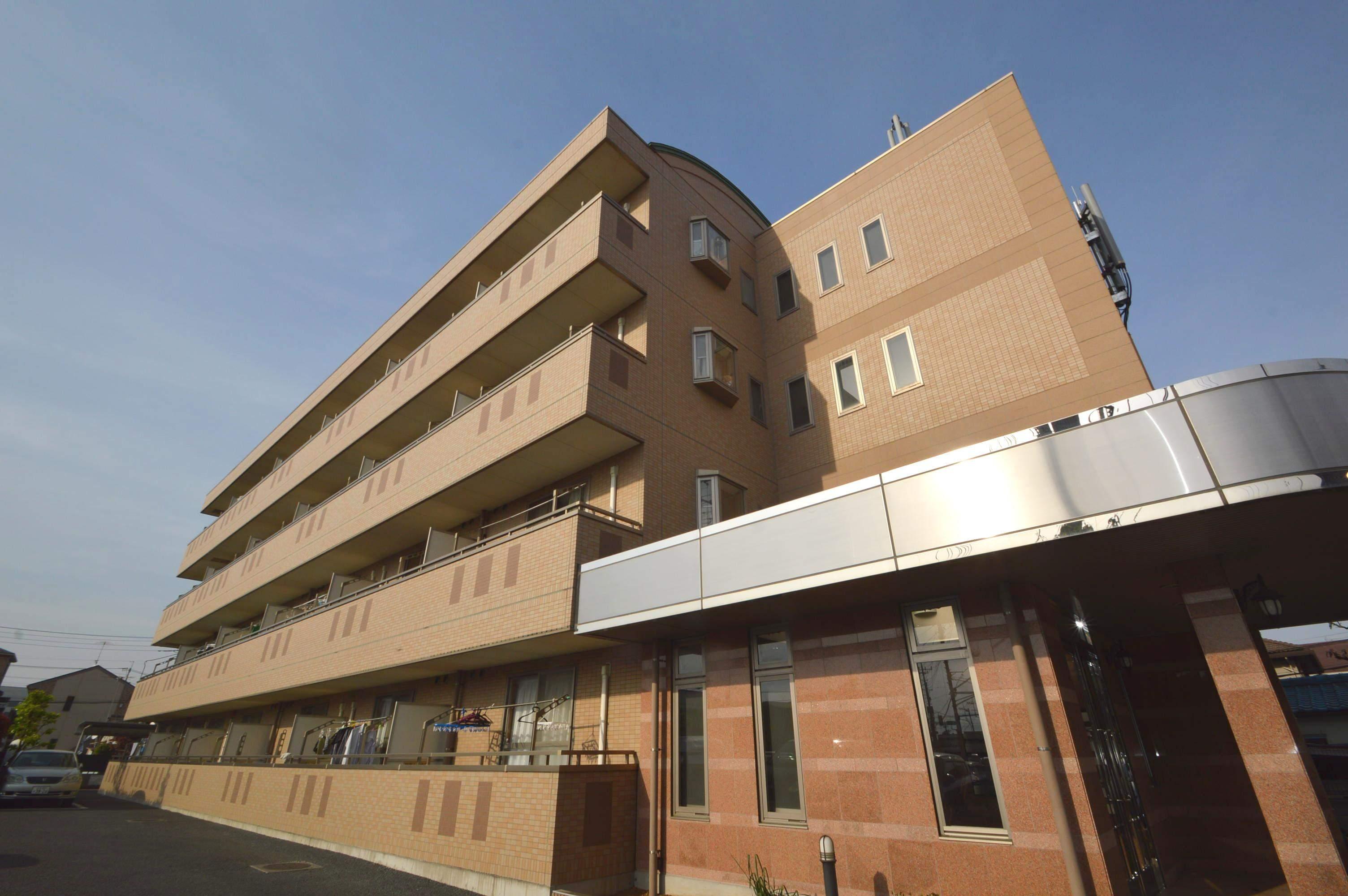 埼玉県さいたま市大宮区、大宮駅徒歩22分の築14年 4階建の賃貸マンション