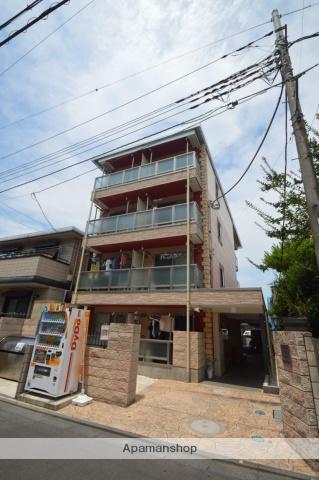埼玉県さいたま市大宮区、大宮駅徒歩14分の築2年 4階建の賃貸マンション