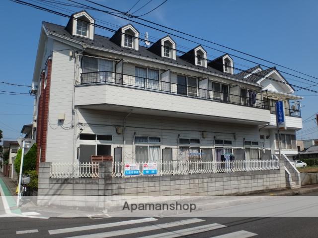 埼玉県さいたま市北区、宮原駅徒歩15分の築24年 2階建の賃貸アパート